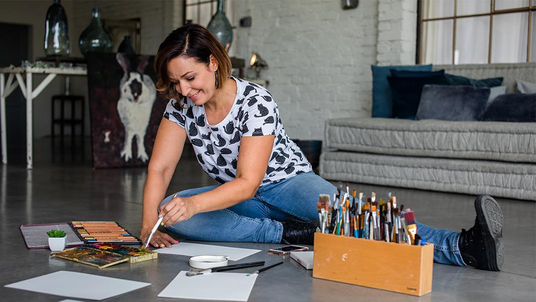 Vállalkozásépítés az online térben – interjú Csorba Anitával, az Inspibox megálmodójával