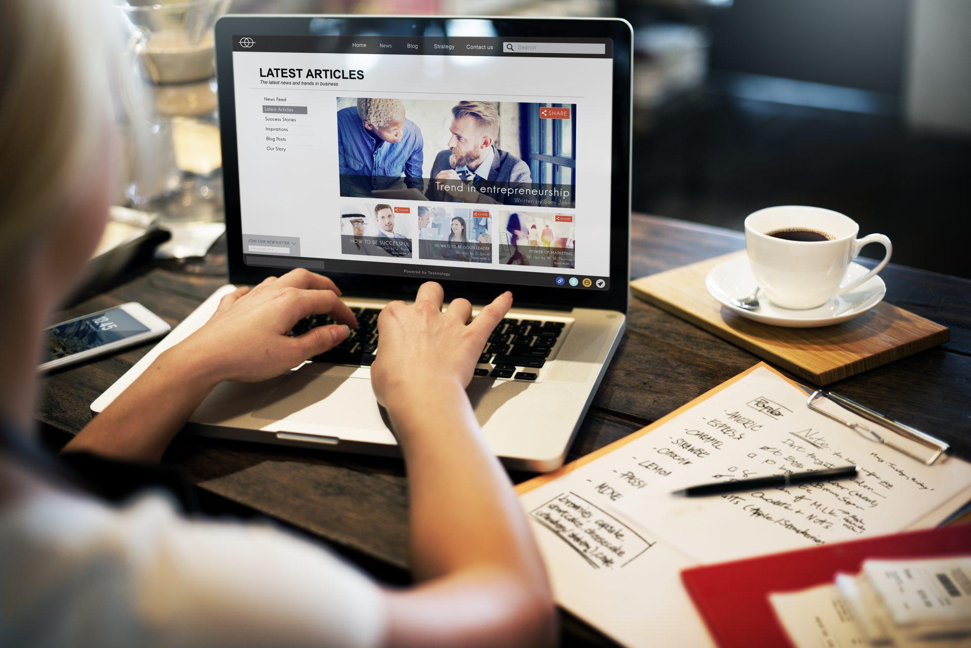 Holnapra egy honlap? – Hogyan legyen könnyen és gyorsan weboldalunk