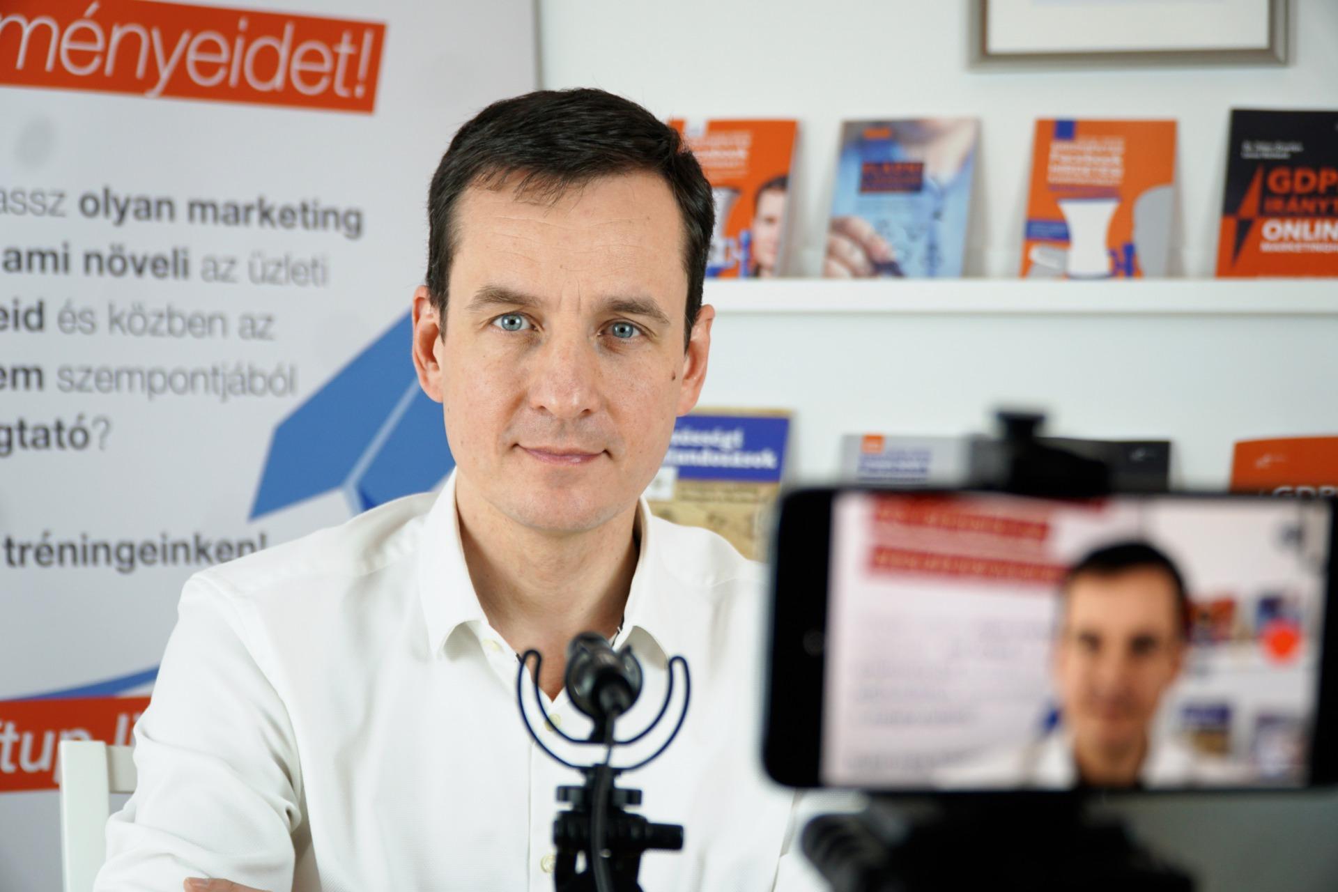 Lévai Richárd: így szerezz ügyfélajánlásokat, hogy hatékonyabb legyen a marketinged