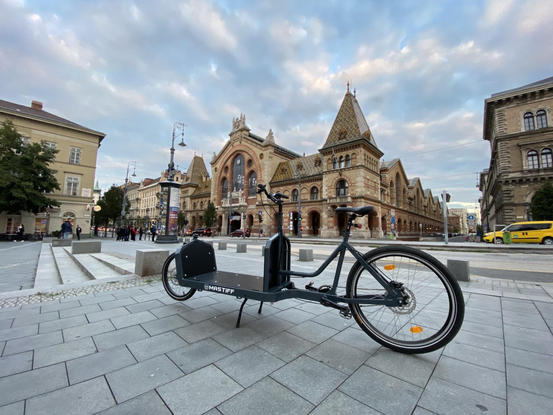 Magyar teherkerékpár a környezet- és egészségvédelemért – Egy társadalmi vállalkozás története