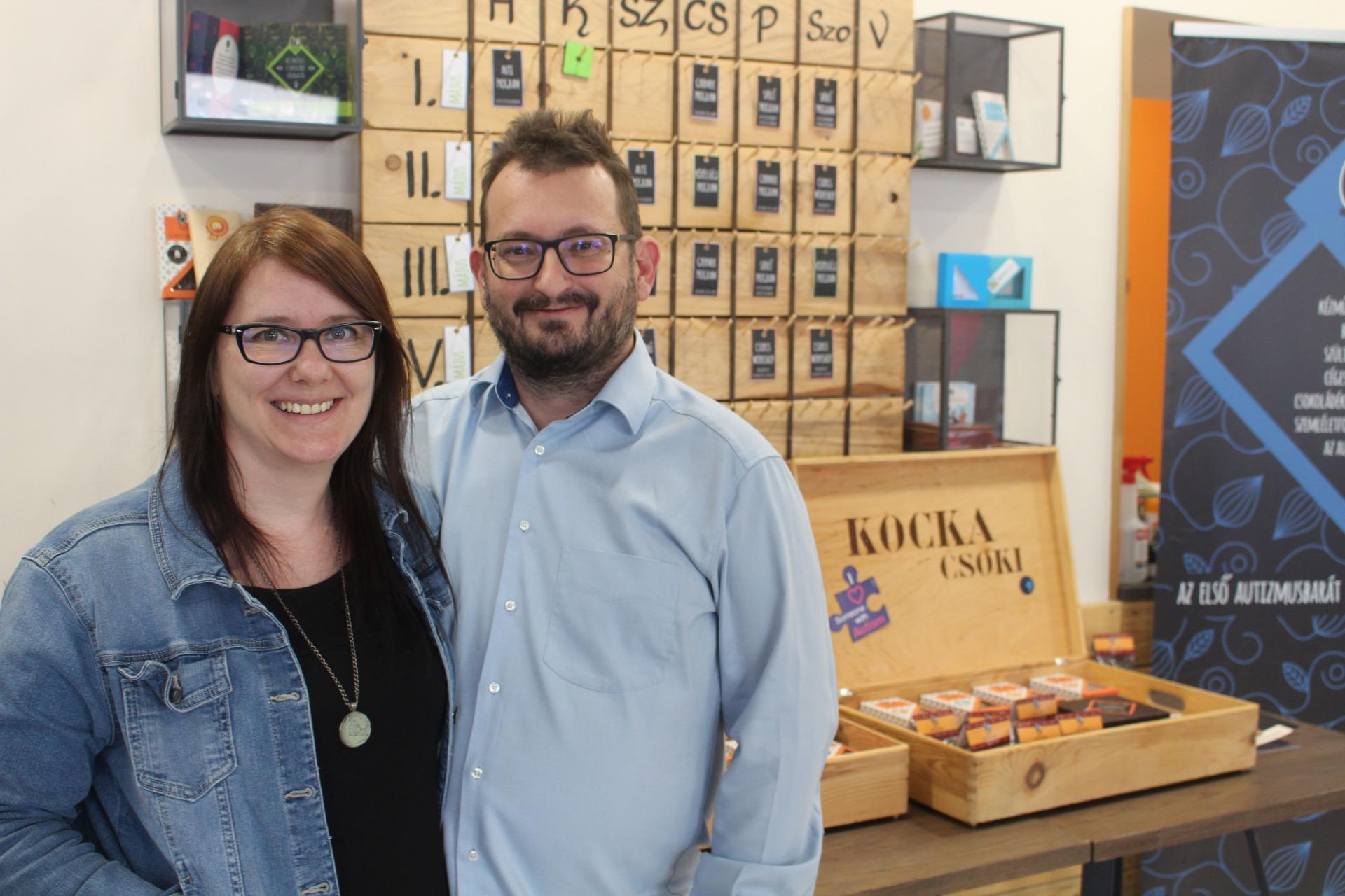 KockaCsoki: egy manufaktúra, ahol autisták készítik a mennyei finomságokat