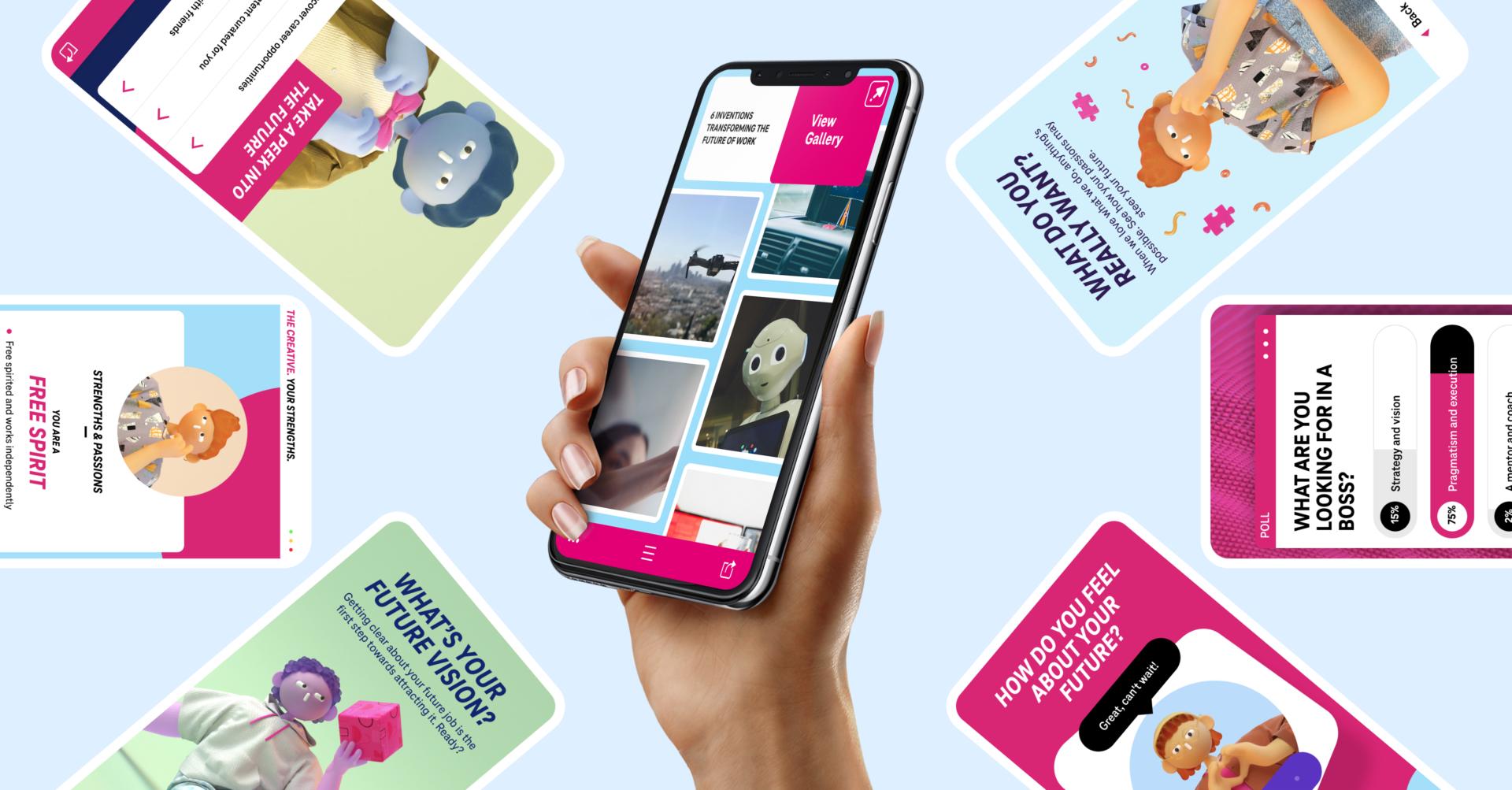 Futureproof: zseniális karriertervező app a Z generációnak!