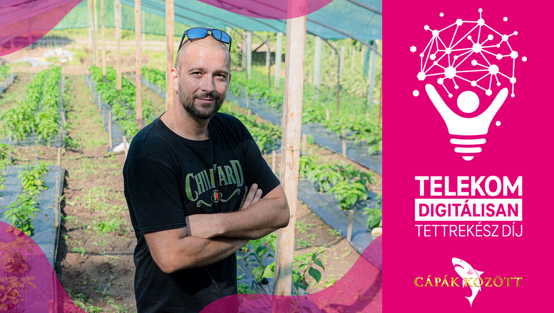 Egy bátor kisvállalkozó, aki kézműves chili-szószaival meghódítja az országot