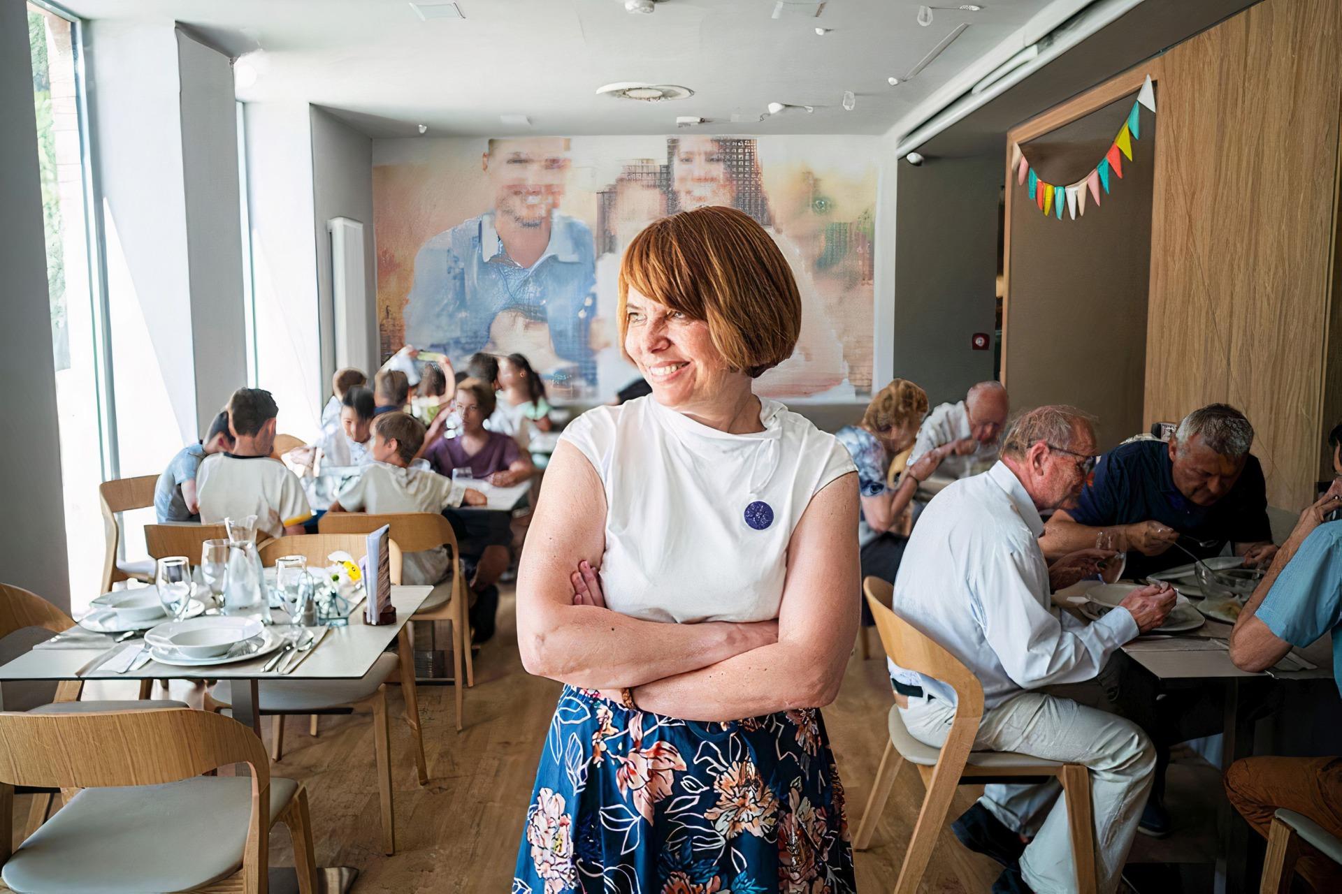 Két éttermet vittek sikerre fogyatékossággal élő beosztottakkal – a Kék Madár Alapítvány mintaprojektje